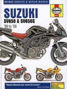 Haynes-SV650